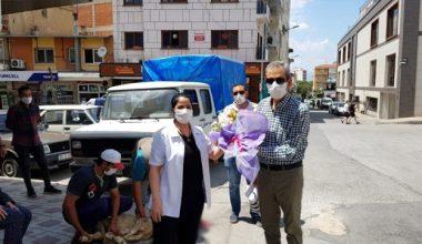 Eski Bayındırlık ve İskan Bakanı Halil Çulhaoğlu ve eşi koronavirüsü yendi