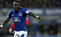 Everton, sezon sonu Oumar Niasse ile yollarını ayırma kararı aldı