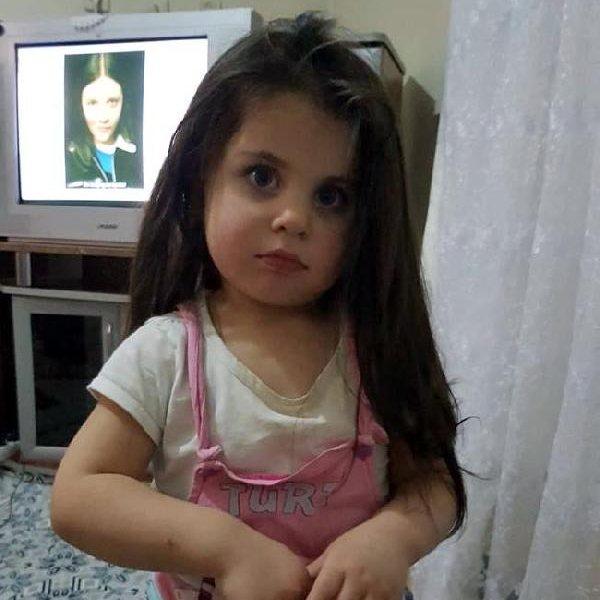 4 yaşındaki Leyla'nın amcası: Leyla benim ciğerim #1