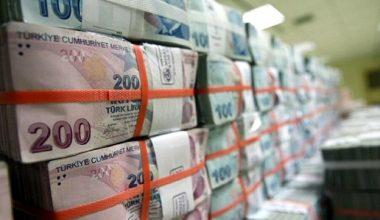 Bankacılık sektörünün kredi hacmi 26,2 milyar lira arttı