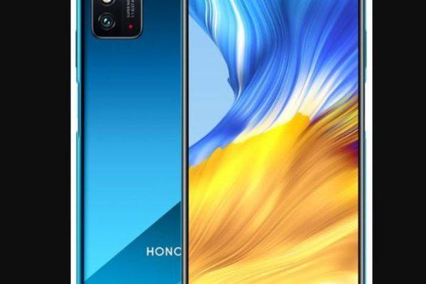 Honor, büyük ekranıyla dikkat çeken X10 Max 5G'yi tanıttı