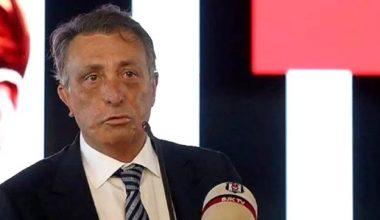 Beşiktaş Başkanı Çebi'den tranfer açıklaması: Bazı oyuncular gitmedikçe yenilerini alamayız