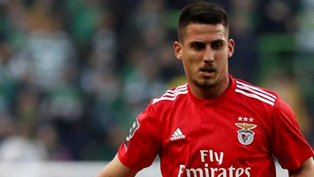 Galatasaray, Benfica forması giyen Gabriel'e teklif yaptı