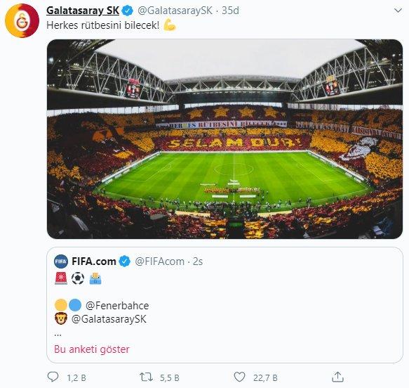 Galatasaray: Herkes rütbesini bilecek #1