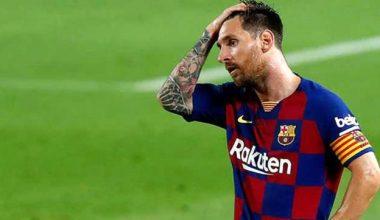 Yeni teknik direktör Koeman ile görüşen Messi, Barcelona'da kendine dair bir gelecek görmüyor