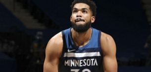 Miami Heat'in gayesi Karl-Anthony Towns